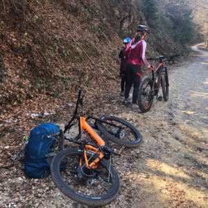 transylvania bike adventure