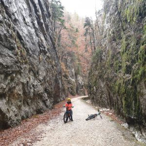 e-bike transylvania tours